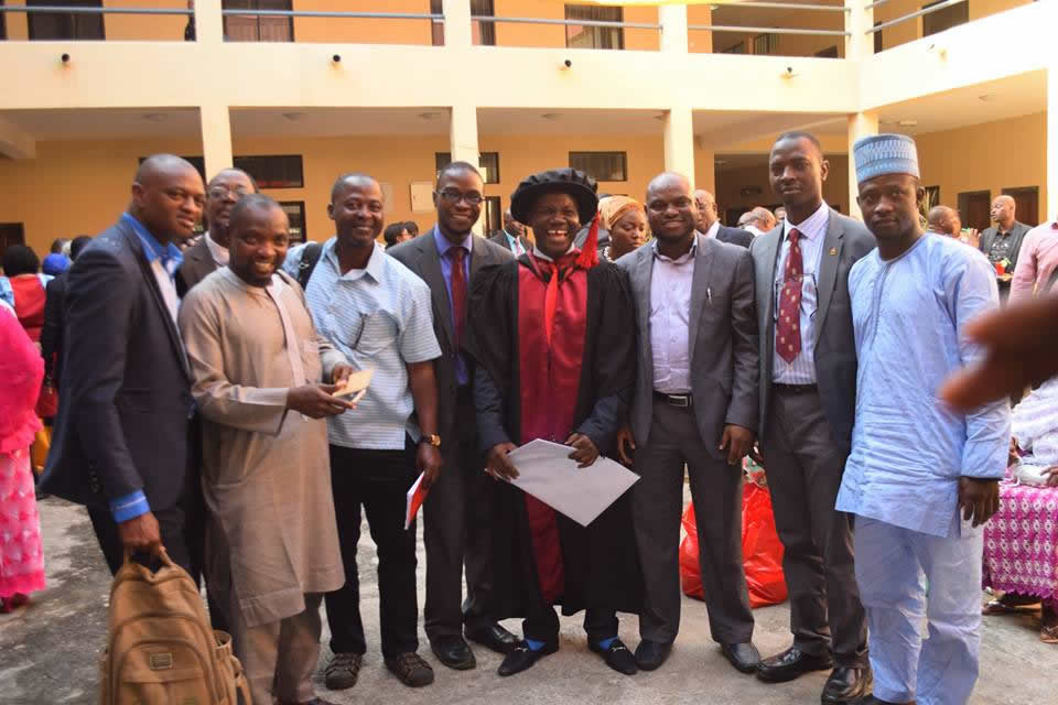 Provost Research Group from UITH, Ilorin