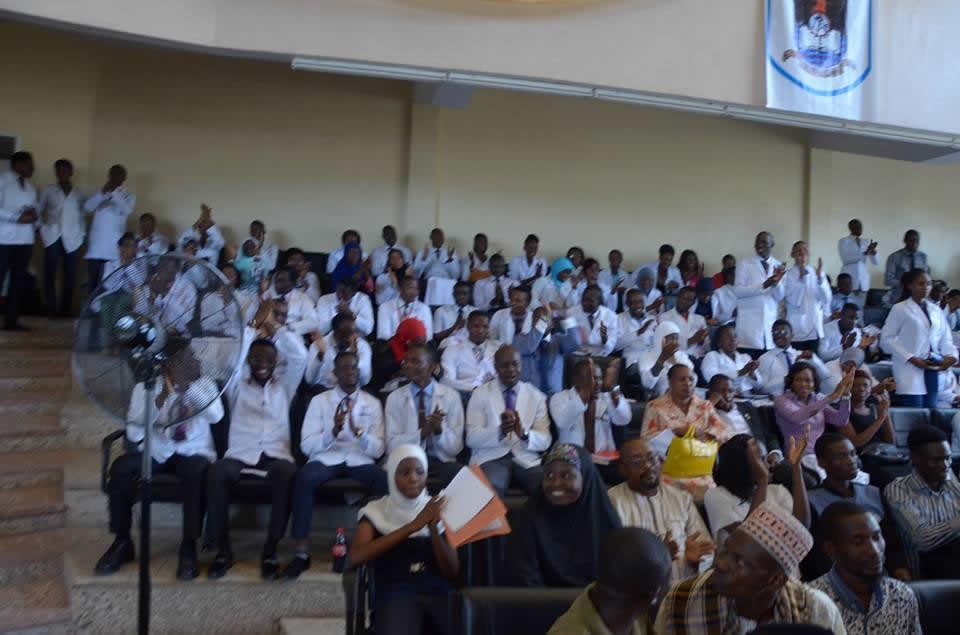 LASUCOM Medical Students