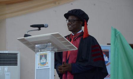 53rd Inaugural Lecture of Prof. Solagberu