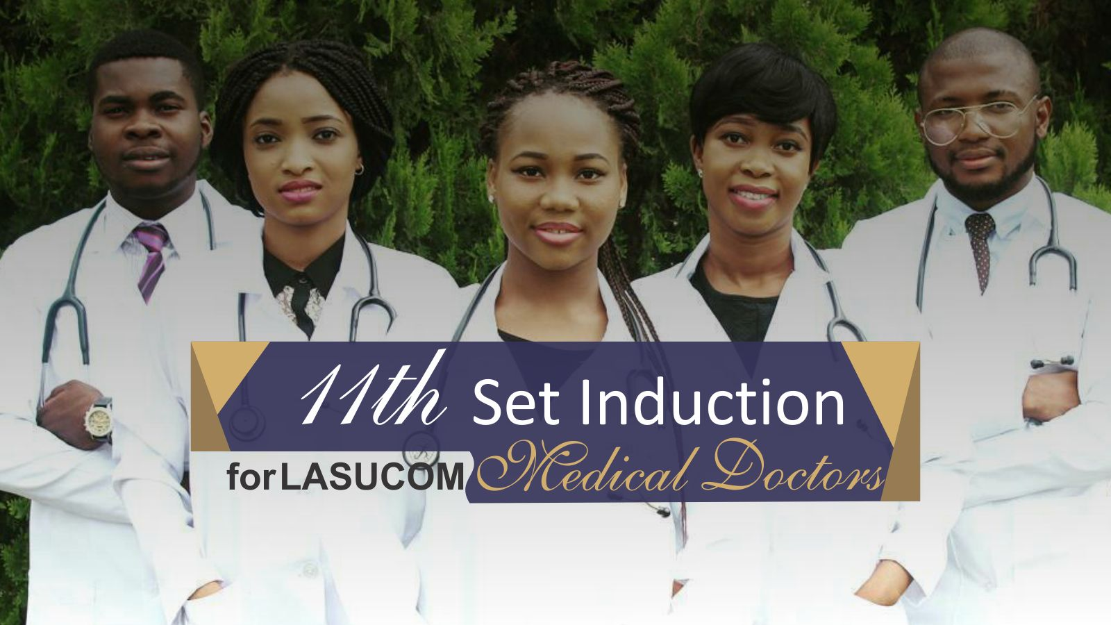 Induction for 11th Set of Doctors