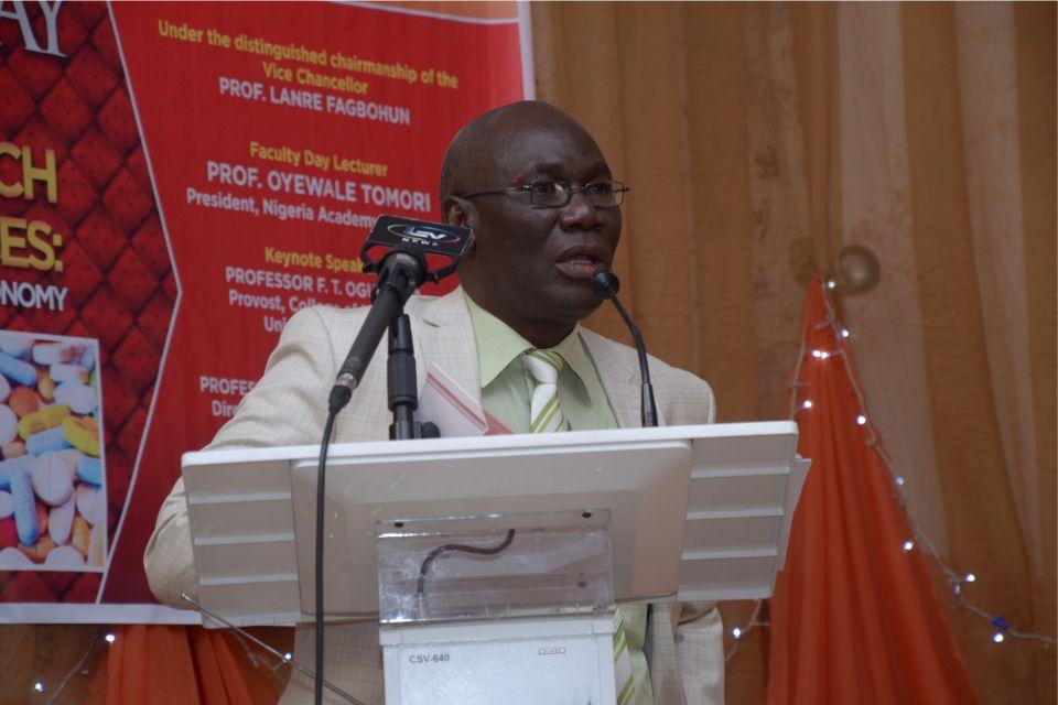 Prof. Olagunju