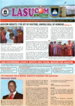 LASUCOM NEWSLETTER