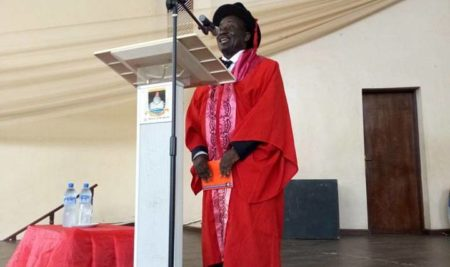 LASU 66TH INAUGURAL LECTURE Prof. Adedeji