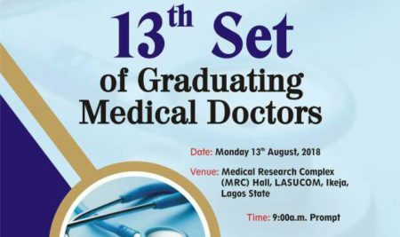 Induction of 13th Set of Medical Doctors